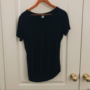 Old navy black basic tee